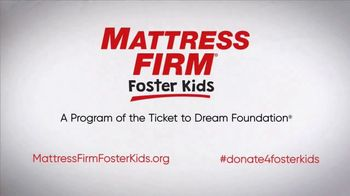 Mattress Firm Foster Kids TV Spot, 'Donate Supplies' Feat. Simone Biles - Thumbnail 9