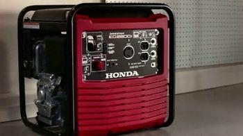 Honda Power Equipment TV Spot, 'Tap Into Your Passion' - Thumbnail 7