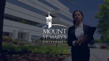 Mount St. Mary's University TV Spot, 'Live Significantly' - Thumbnail 9