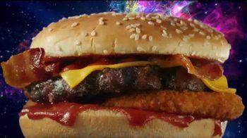 Carl's Jr. Western Bacon Cheeseburger TV Spot, 'Whoa Nelly'