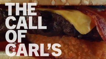 Carl's Jr. Western Bacon Cheeseburger TV Spot, 'Open Sesame' - Thumbnail 10