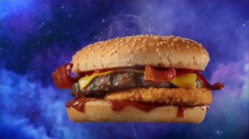 Carl\'s Jr. Western Bacon Cheeseburger TV Spot, \'Open Sesame\'