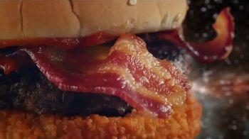 Carl's Jr. Western Bacon Cheeseburger TV Spot, 'Open Sesame' - Thumbnail 5