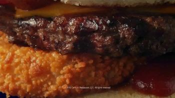 Carl's Jr. Western Bacon Cheeseburger TV Spot, 'Open Sesame' - Thumbnail 6