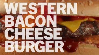 Carl's Jr. Western Bacon Cheeseburger TV Spot, 'Open Sesame' - Thumbnail 9
