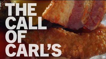 Carl's Jr. Western Bacon Cheeseburger TV Spot, 'Sauce It Up' - Thumbnail 10