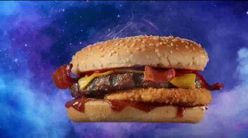 Carl's Jr. Western Bacon Cheeseburger TV Spot, 'Sauce It Up' - Thumbnail 2