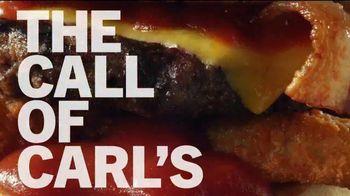 Carl's Jr. Western Bacon Cheeseburger TV Spot, 'Sauce It Up' - Thumbnail 9
