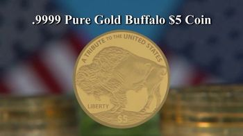 National Collector's Mint 2018 Gold Buffalo Tribute Proof TV Spot, 'Struck' - 3 commercial airings