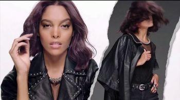 L'Oreal Paris Féria Glam Grunge TV Spot, 'Tonos grisáceos fríos' [Spanish] - 180 commercial airings