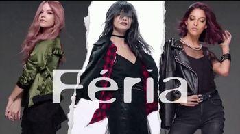 L'Oreal Paris Féria Glam Grunge TV Spot, 'Tonos grisáceos fríos' [Spanish] - Thumbnail 2