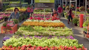 The Home Depot TV Spot, 'Help Your Garden Thrive'