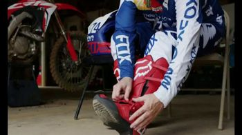 Fox Racing 180 Boot TV Spot, 'Strap in' Featuring Ricky Carmichael - Thumbnail 2