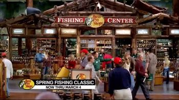 Bass Pro Shops 2018 Spring Fishing Classic TV Spot, 'Spinnerbaits & Lenses'
