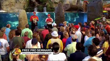 Bass Pro Shops 2018 Spring Fishing Classic TV Spot, 'Spinnerbaits & Lenses' - Thumbnail 5