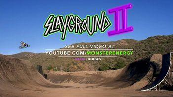 Monster Energy TV Spot, 'Slayground II: Ramp' Featuring Axell Hodges - Thumbnail 10