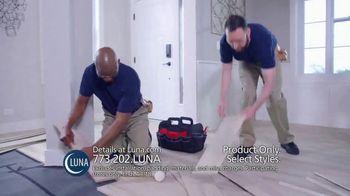 Luna Flooring 70 Percent Off Sale TV Spot, 'Incredible Savings' - Thumbnail 4