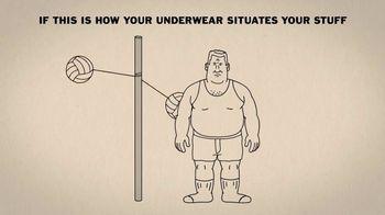 Duluth Trading Bullpen Underwear TV Spot, 'Tetherball' - Thumbnail 5