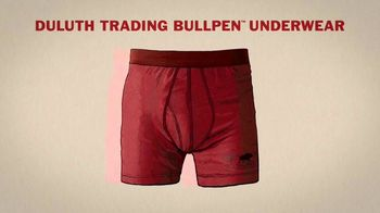 Duluth Trading Bullpen Underwear TV Spot, 'Tetherball' - Thumbnail 7