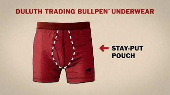 Duluth Trading Bullpen Underwear TV Spot, 'Tetherball' - Thumbnail 8