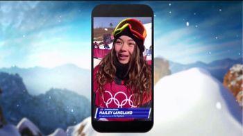 NBC TV Spot, 'The Games on Snapchat'