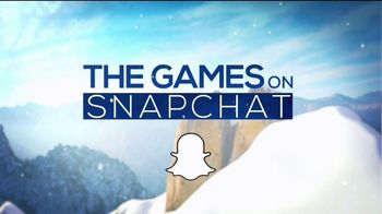 NBC TV Spot, 'The Games on Snapchat' - Thumbnail 1