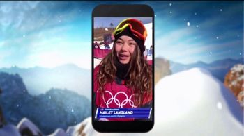 NBC TV Spot, 'The Games on Snapchat'