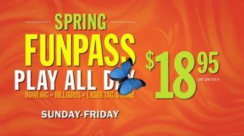 Main Event Entertainment Spring FunPass TV Spot, 'Spring Into Fun Mode' - Thumbnail 10