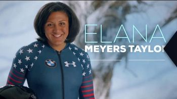 XFINITY X1 Voice Remote TV Spot, 'Bobsled' Featuring Elana Meyers Taylor - Thumbnail 2