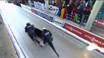 XFINITY X1 Voice Remote TV Spot, 'Bobsled' Featuring Elana Meyers Taylor - Thumbnail 3