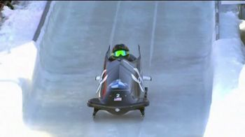 XFINITY X1 Voice Remote TV Spot, 'Bobsled' Featuring Elana Meyers Taylor - Thumbnail 4