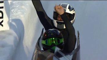 XFINITY X1 Voice Remote TV Spot, 'Bobsled' Featuring Elana Meyers Taylor - Thumbnail 7