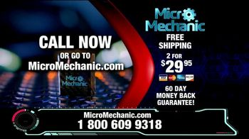 Micro Mechanic TV Spot, 'Find Out What's Wrong' - Thumbnail 9