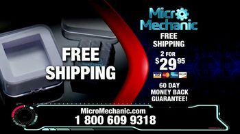 Micro Mechanic TV Spot, 'Find Out What's Wrong' - Thumbnail 8