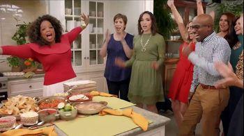 Weight Watchers Freestyle TV Spot, 'Taco Fiesta' Feat. Oprah Winfrey - Thumbnail 1
