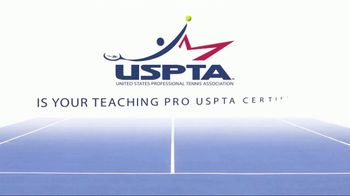 USPTA TV Spot, 'Greatest Names in Tennis History' Featuring Gigi Fernández - Thumbnail 10