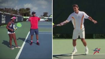 USPTA TV Spot, 'Greatest Names in Tennis History' Featuring Gigi Fernández