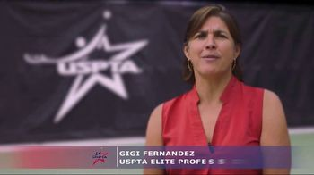USPTA TV Spot, 'Greatest Names in Tennis History' Featuring Gigi Fernández - Thumbnail 5