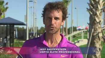 USPTA TV Spot, 'Greatest Names in Tennis History' Featuring Gigi Fernández - Thumbnail 9