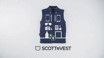 SCOTTeVEST TV Spot, 'SCOTTeVEST Will Change Your Life: Promo Code'