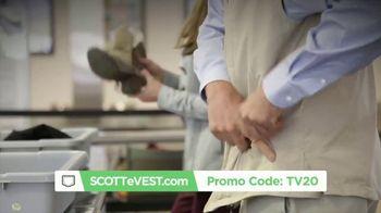 SCOTTeVEST TV Spot, 'SCOTTeVEST Will Change Your Life: Promo Code' - Thumbnail 4