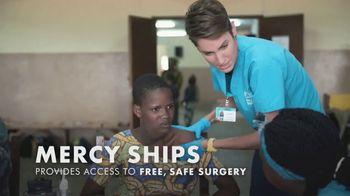 Mercy Ships TV Spot, 'Transforming Lives'