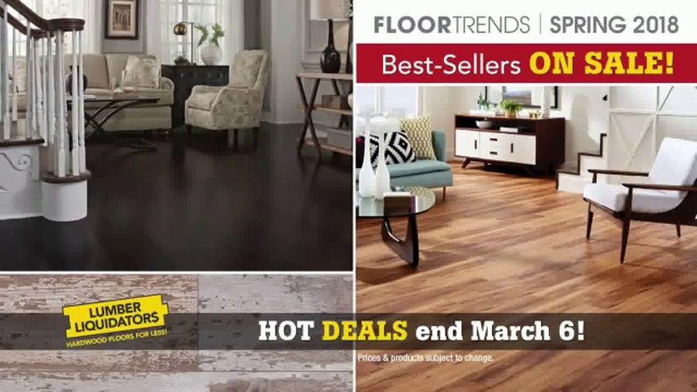 Lumber Liquidators Tv Commercial Spring Flooring