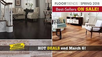 Lumber Liquidators TV Spot, 'Spring Flooring: Freshen Up' - Thumbnail 1