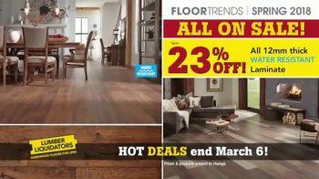 Lumber Liquidators TV Spot, 'Spring Flooring: Freshen Up' - Thumbnail 2