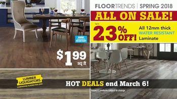 Lumber Liquidators TV Spot, 'Spring Flooring: Freshen Up' - Thumbnail 3