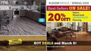 Lumber Liquidators TV Spot, 'Spring Flooring: Freshen Up' - Thumbnail 4