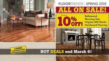 Lumber Liquidators TV Spot, 'Spring Flooring: Freshen Up' - Thumbnail 5