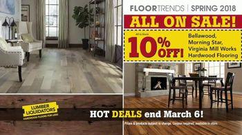 Lumber Liquidators TV Spot, 'Spring Flooring: Freshen Up' - Thumbnail 6
