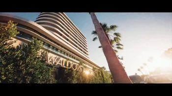 Waldorf Astoria Beverly Hills TV Spot, 'Live Unforgettable' - Thumbnail 2